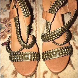 Zigi soho 6 wedge heels